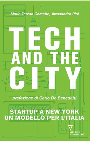 Tech and the City - copertina italiana